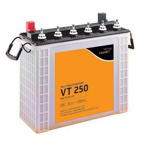 V-Guard Vt 250 200Ah Tall Tubular Inverter Battery