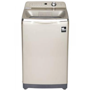 Haier 8.5 Kg Fully-Automatic Top Loading WM (HWM85-678GNZP, gold)