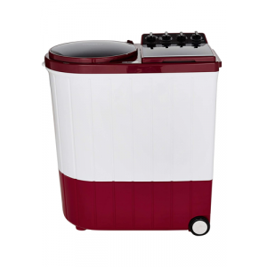 Whirlpool 9 Kg Semi-Automatic Top Loading Washing Machine (ACE XL 9,0, Coral Red)