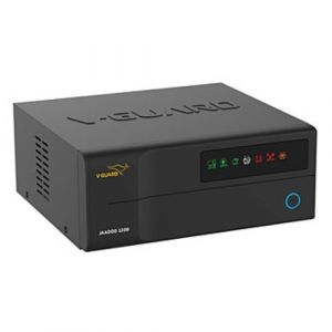 Square Wave Depends On Battery Capacity V Guard Jaadoo 1650 Inverter, For Domestic Use